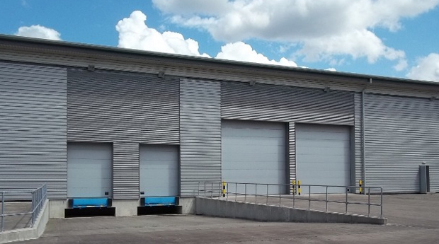 Loading Bay roller doors