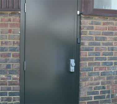 Steel Doors Security Doors Ace Engineering